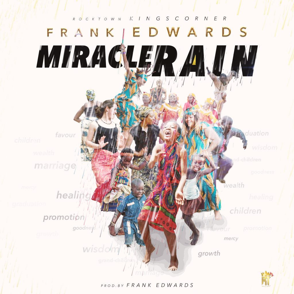 MIRACLE RAIN BY FRANK EDWARDS