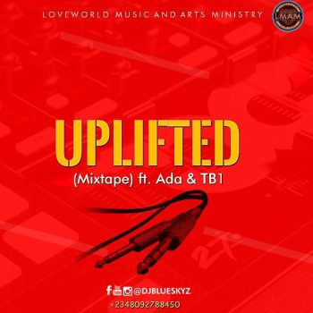 Hope Erhabor – Uplifted ft. Ada & TB1