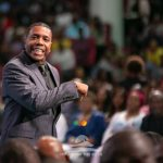 PAUL ADEFARASIN HOSTS CREFLO DOLLAR , OTHERS AT THE SPIRIT-LIFE CONFERENCE