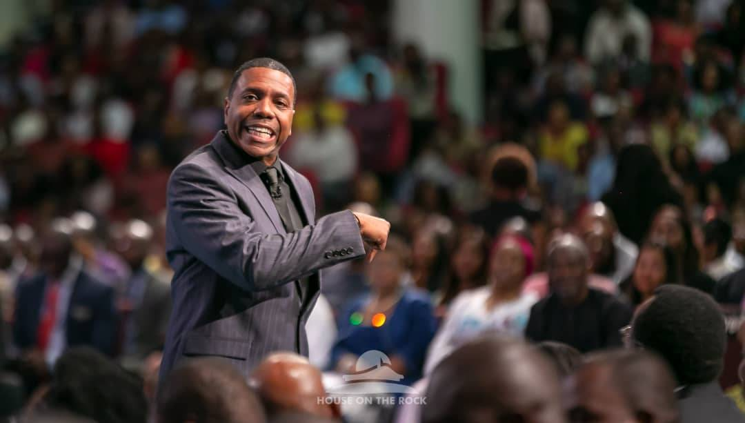 Paul Adefarasin hosts Creflo Dollar, others at the Spirit-Life Conference
