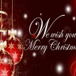 WE WISH YOU A MERRY CHRISTMAS LYRICS & MP3