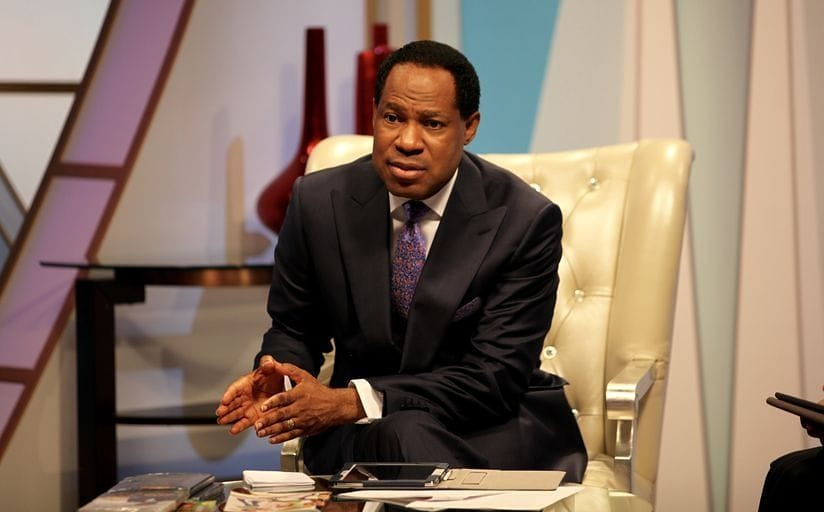PASTOR CHRIS DECLARES 2019 THE YEAR OF LIGHT