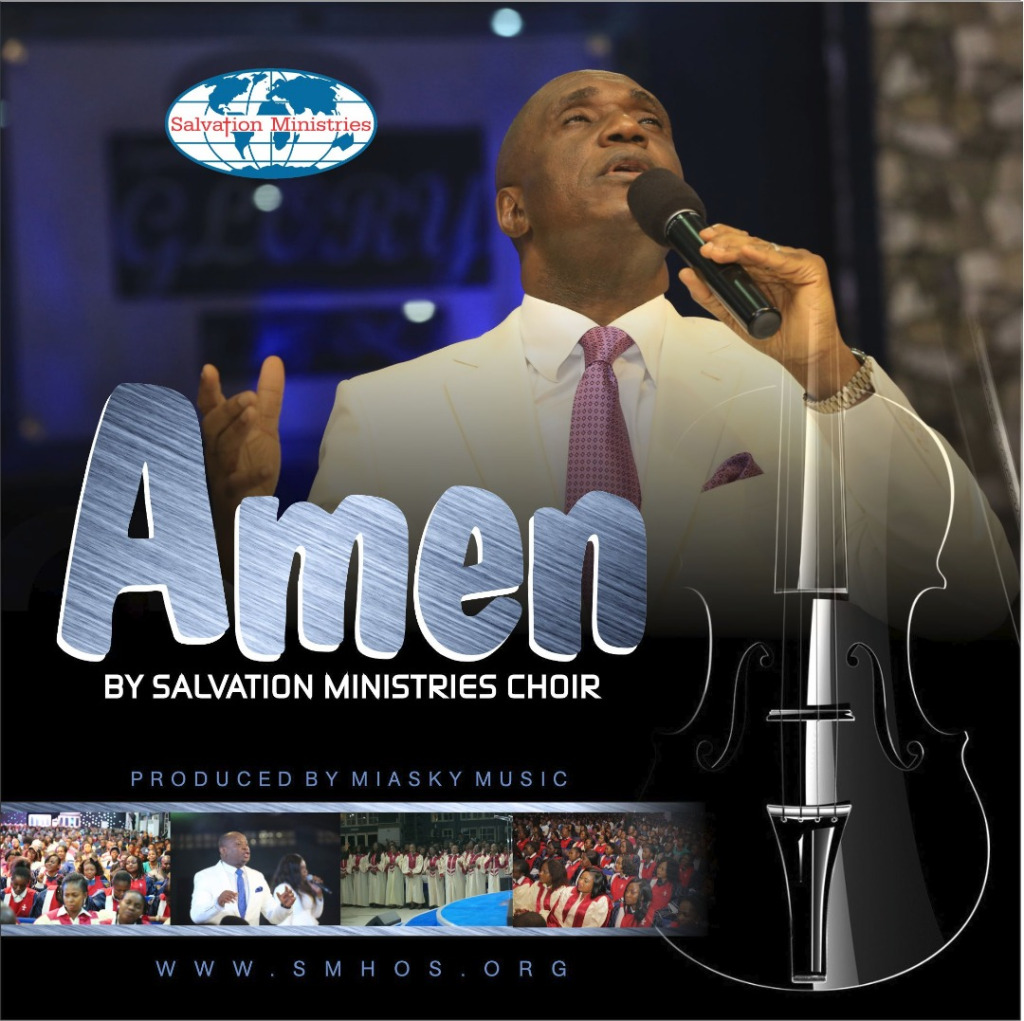 """Salvation Ministries Choir (SMHOS) brings to you her new single titled """"AMEN"""""""