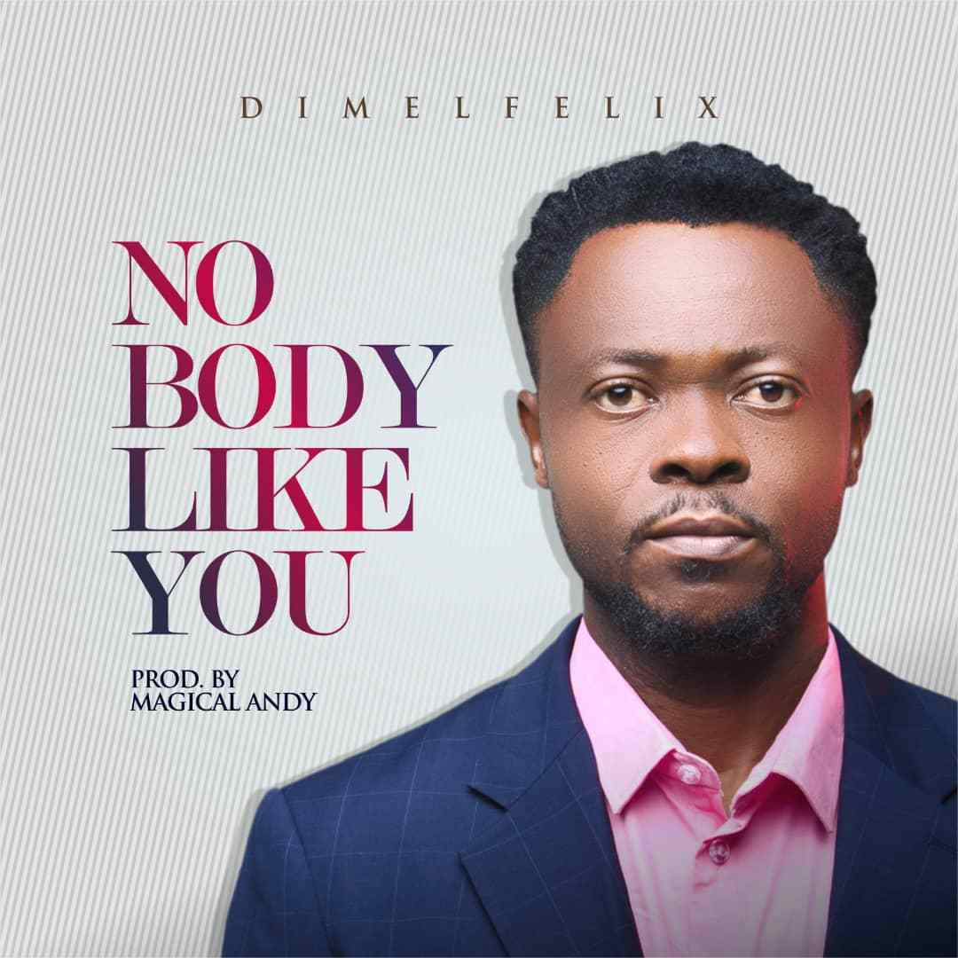 Nobody like You By Dimel Felix CHRISTIAN MUSIC