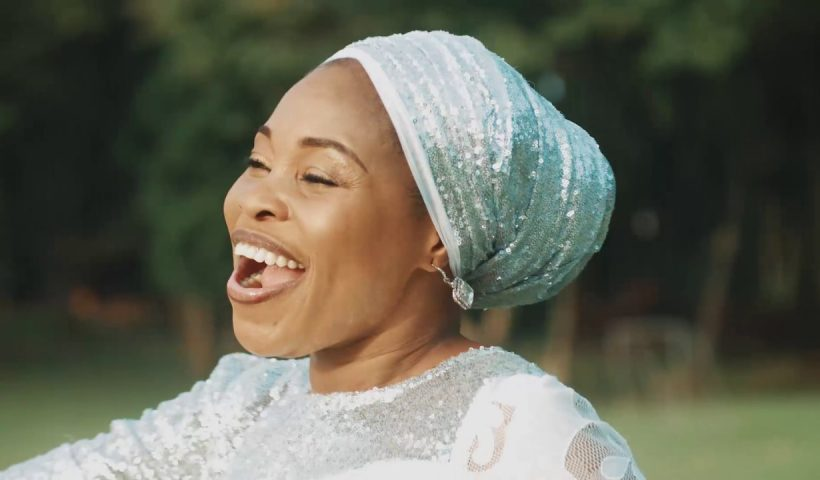 """Tope Alabi Shoots the first All Gospel Artist Movie """"The Weight"""""""