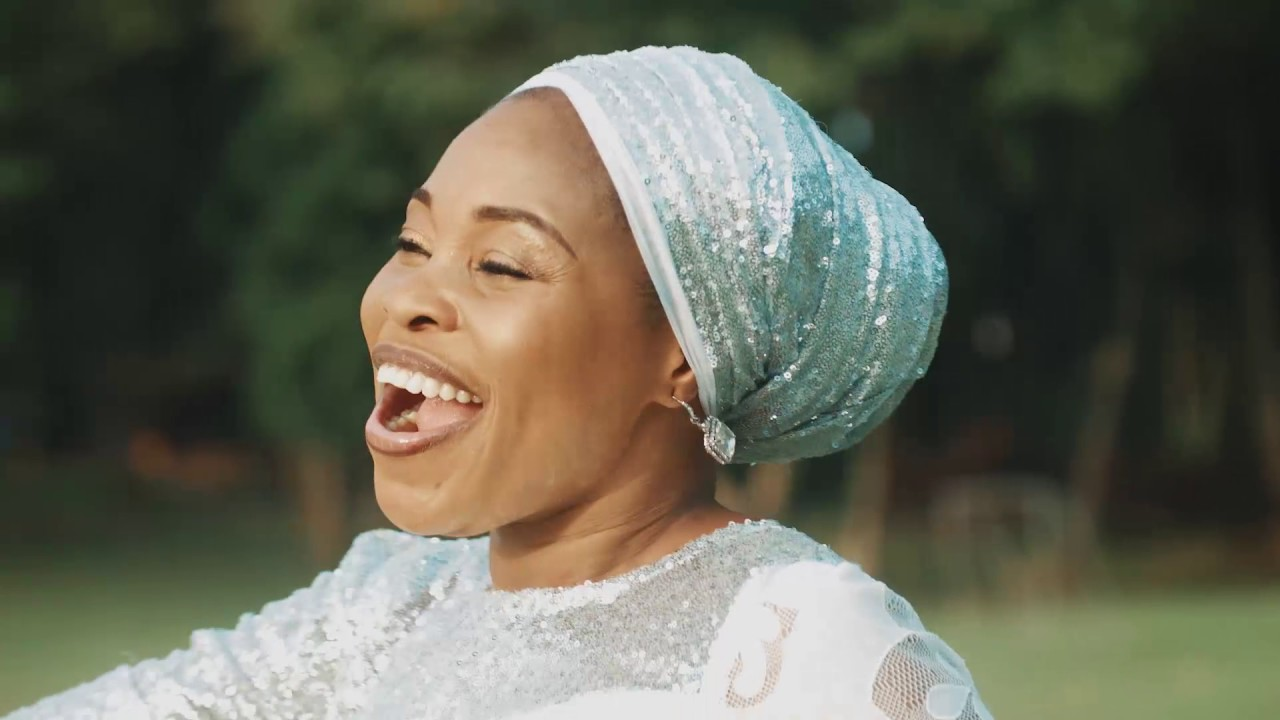 "Tope Alabi Shoots the first All Gospel Artist Movie ""The Weight"""