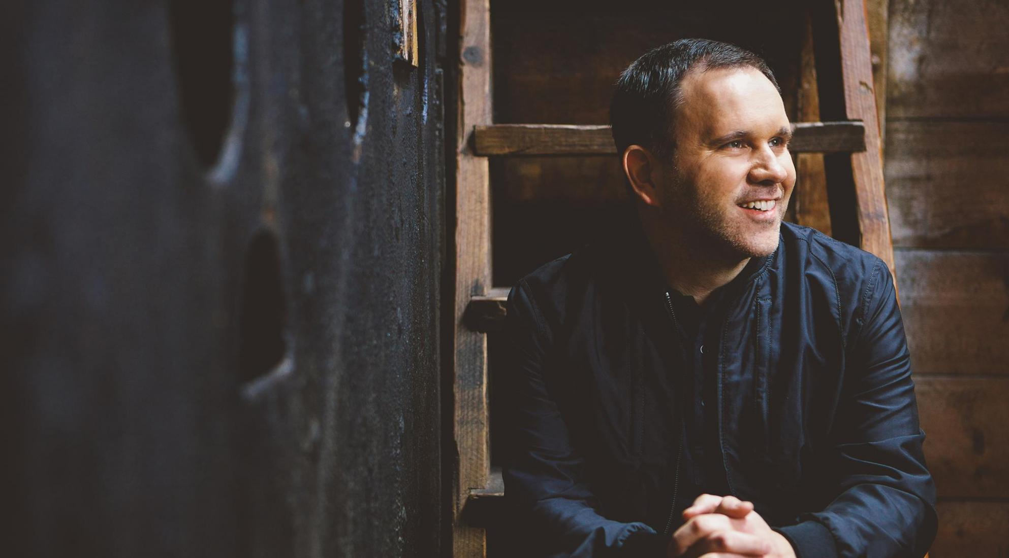 matt redman upon him