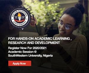 Southwestern University , Nigeria