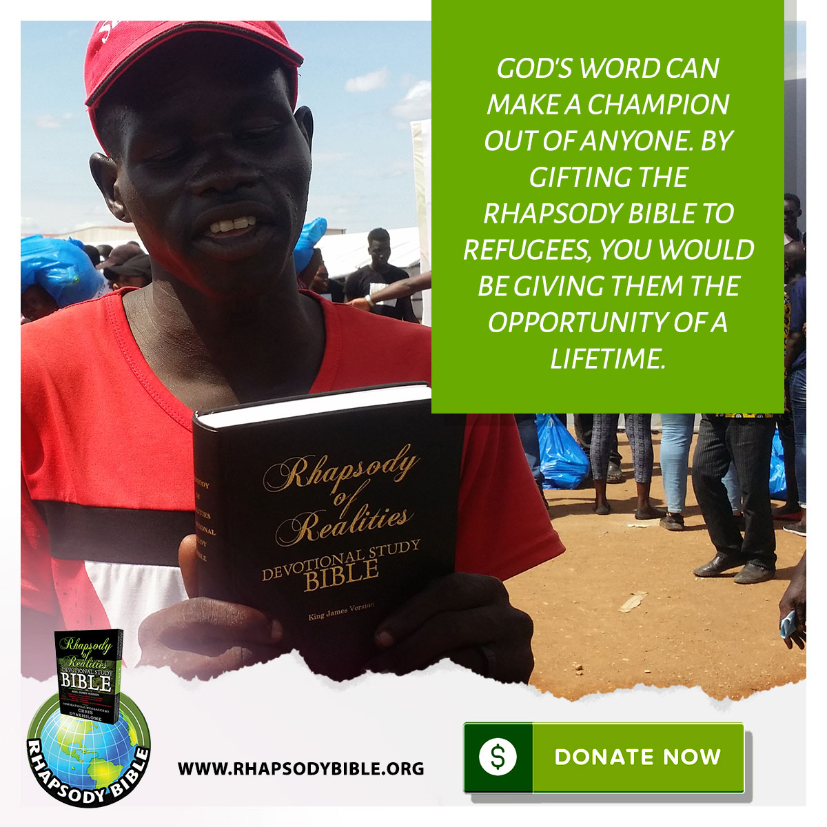 RHAPSODY OF REALITIES CAMPAIGN 2020
