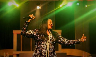 SINACH ALL I SEE IS YOU
