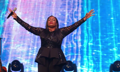 SINACH Live in Lakewood Church