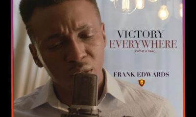 VICTORY EVERYWHERE BY FRANK EDWARDS LYRICS AND MP3 DOWNLOAD