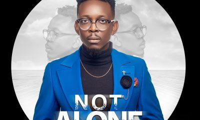 Nigerian gospel musicminister named Manuel Music dishes out brand new audio and video titled NOT ALONE