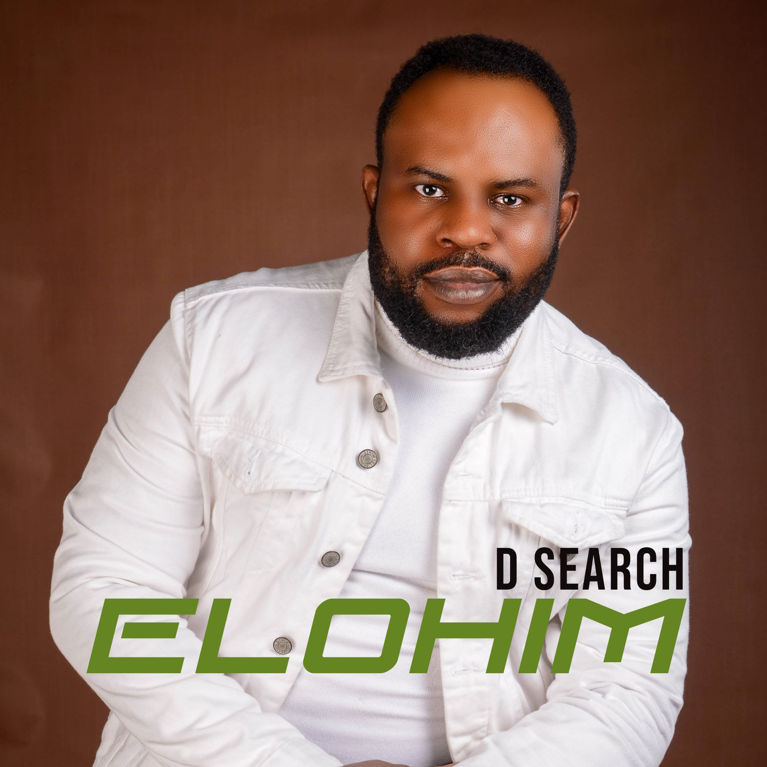 """Anointed gospel music minister D Search has released a new single titled """"Elohim""""."""